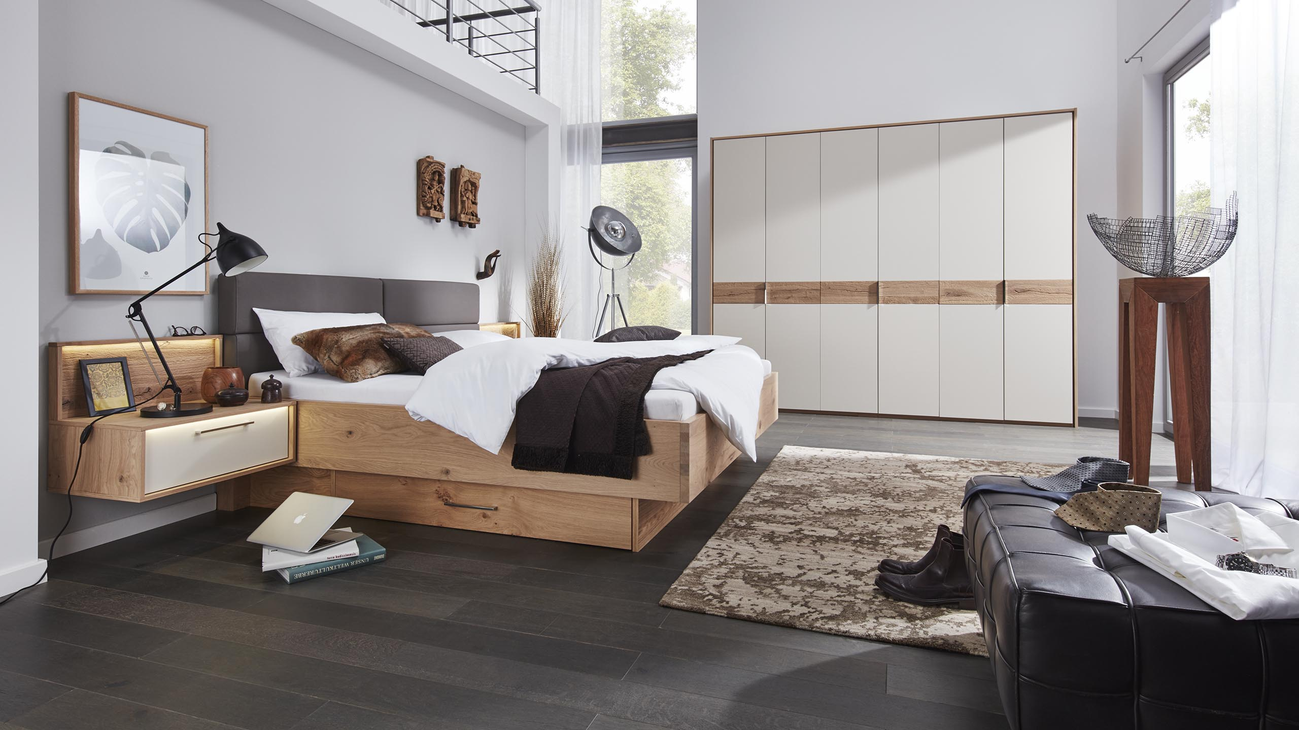 interliving schlafzimmer serie 1002 interliving m bel f r mich gemacht. Black Bedroom Furniture Sets. Home Design Ideas