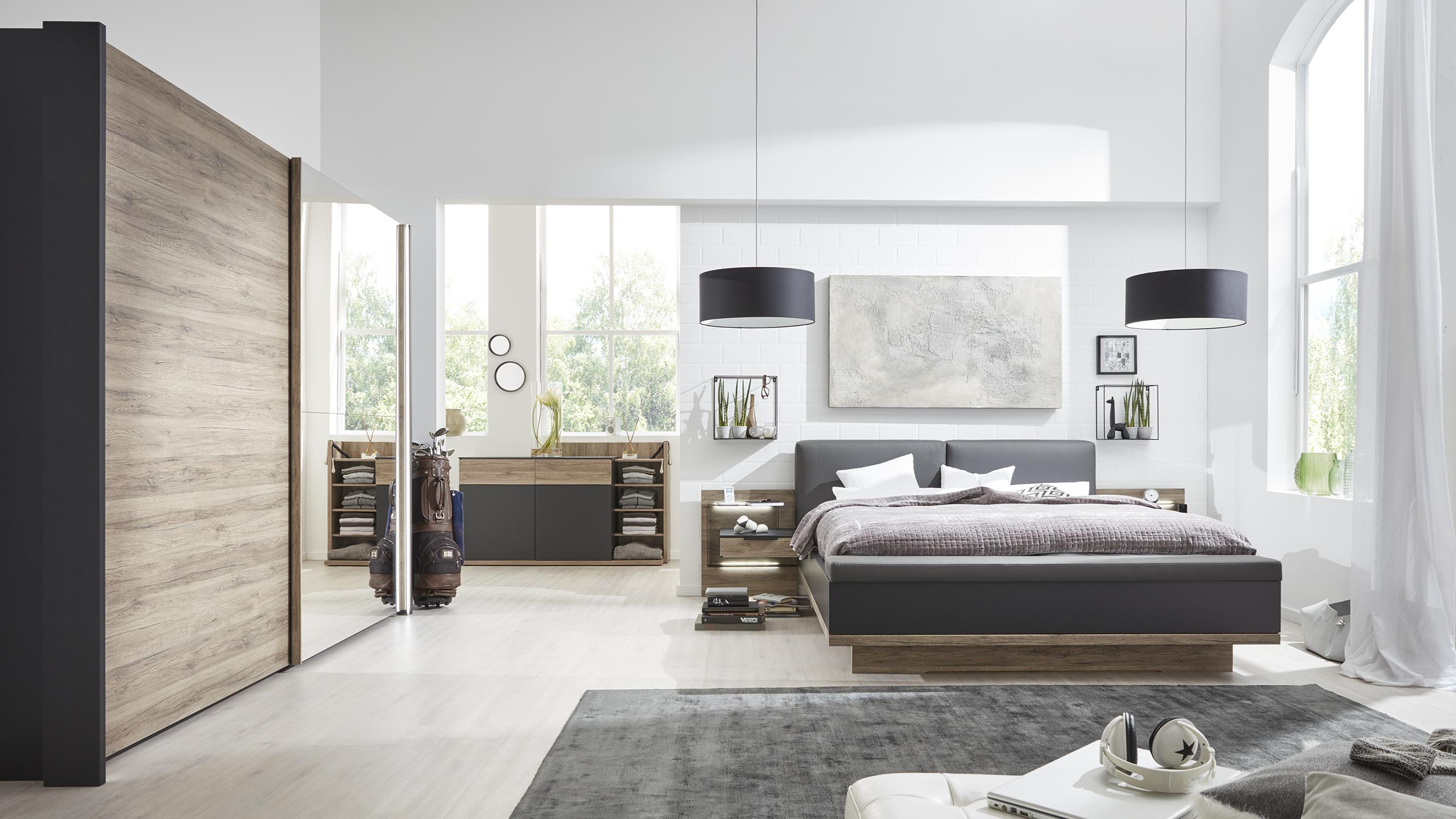 schlafzimmer archive interliving m bel f r mich gemacht. Black Bedroom Furniture Sets. Home Design Ideas