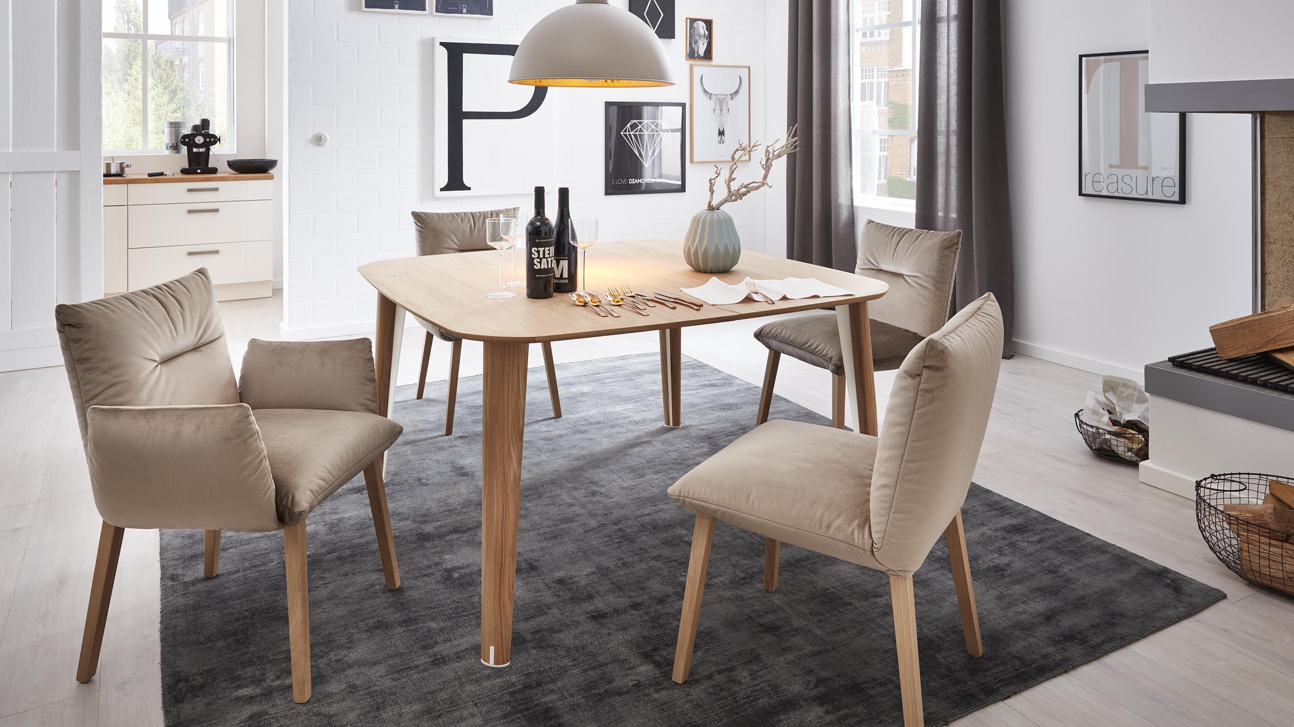 interliving esszimmer serie 5101 interliving m bel f r. Black Bedroom Furniture Sets. Home Design Ideas