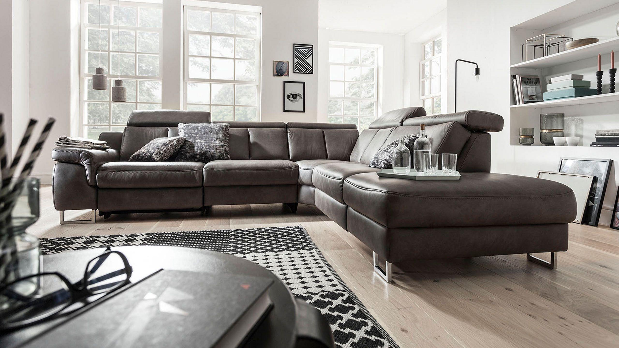 Interliving sofa serie 4050 interliving m bel f r mich for Wohnlandschaft inhofer
