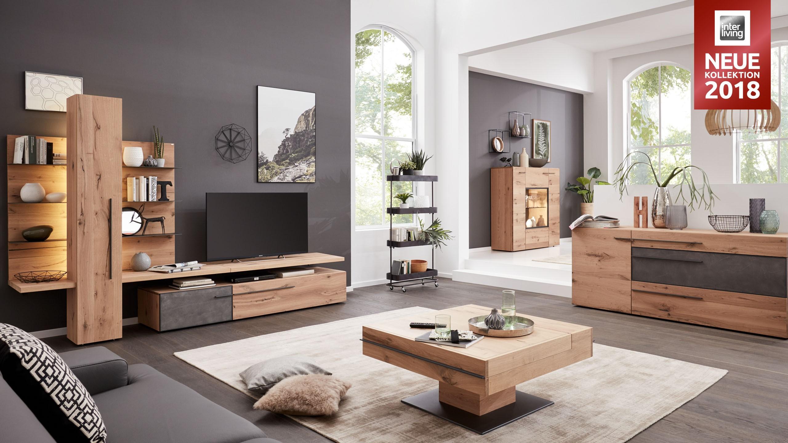 Interliving Wohnzimmer Serie 2004 | Interliving - Möbel für mich gemacht