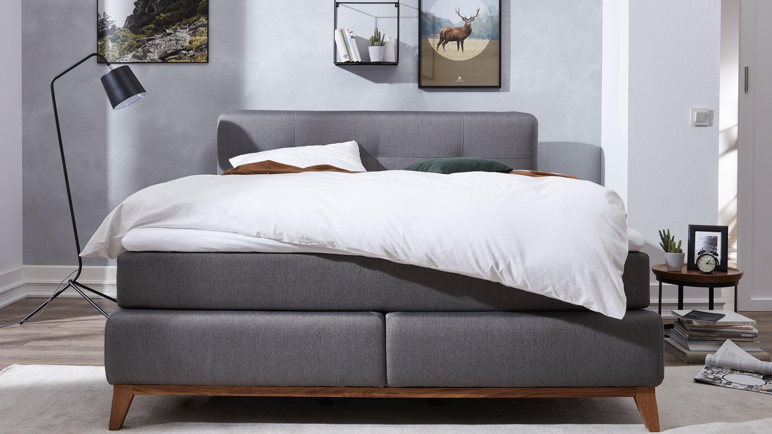 das schlafzimmer skandinavisch einrichten interliving. Black Bedroom Furniture Sets. Home Design Ideas