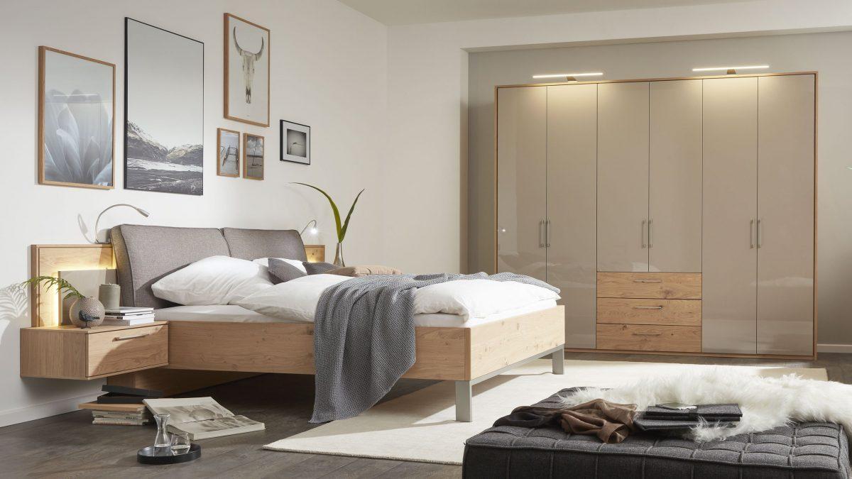 Ruhe-Oase im Schlafzimmer