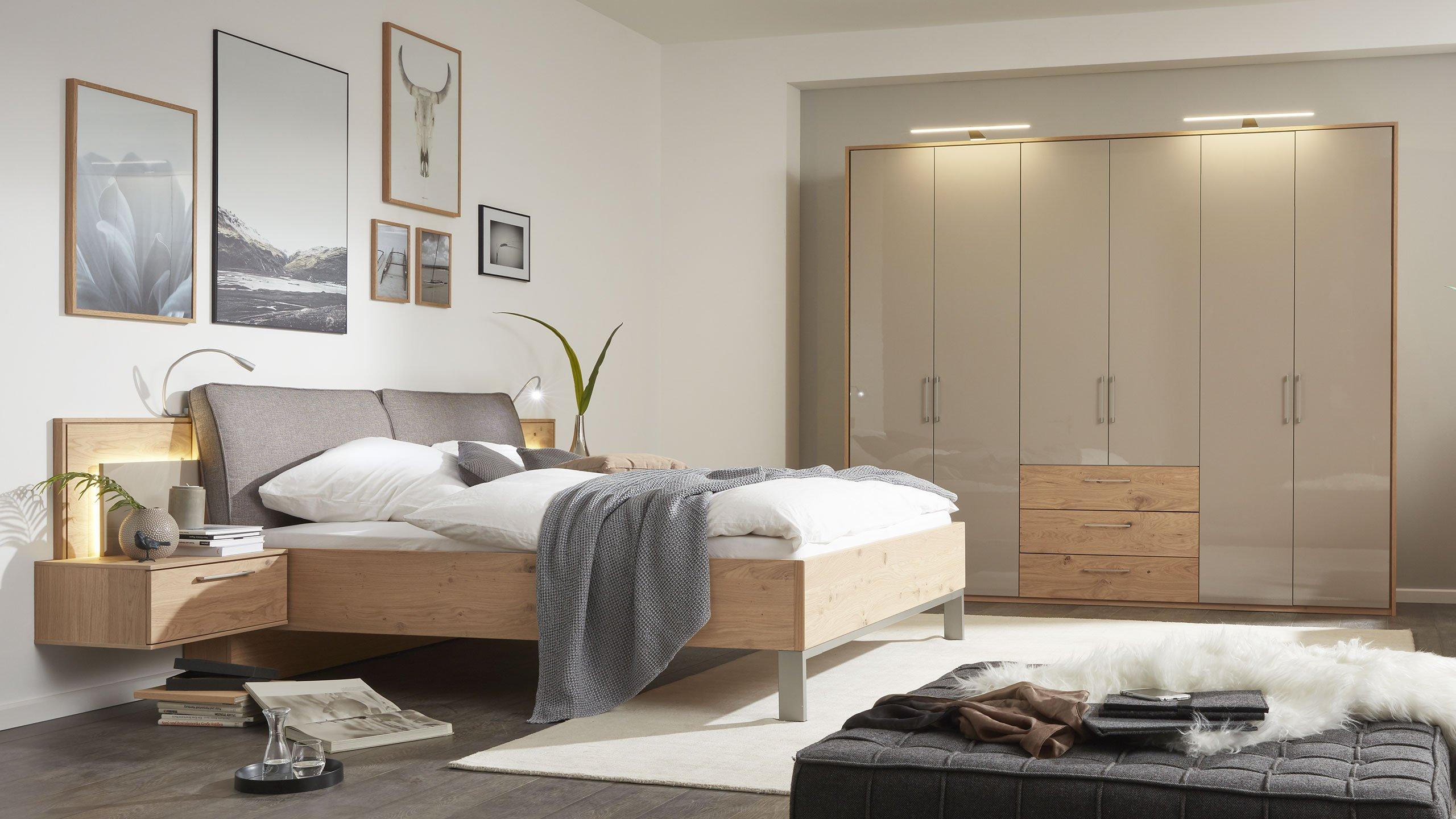 Ruhe oase im schlafzimmer interliving - Im schlafzimmer ...