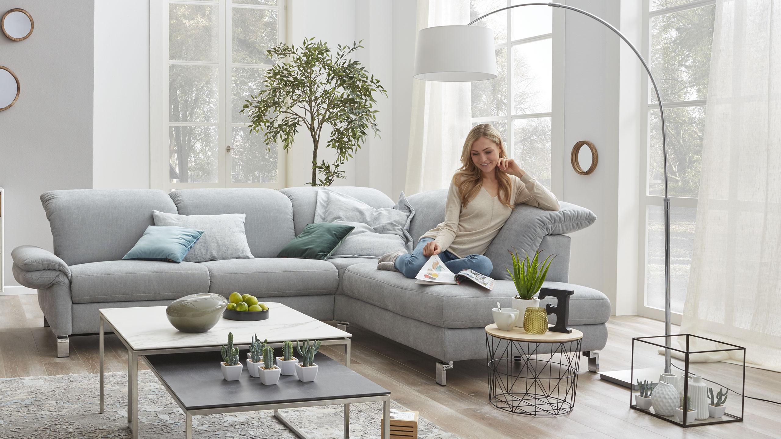 Frühlingsfrische Farben - Interliving - Möbel für mich gemacht