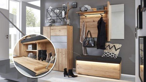 Stauraumwunder – wie Interliving Möbel Platz im Haus schaffen