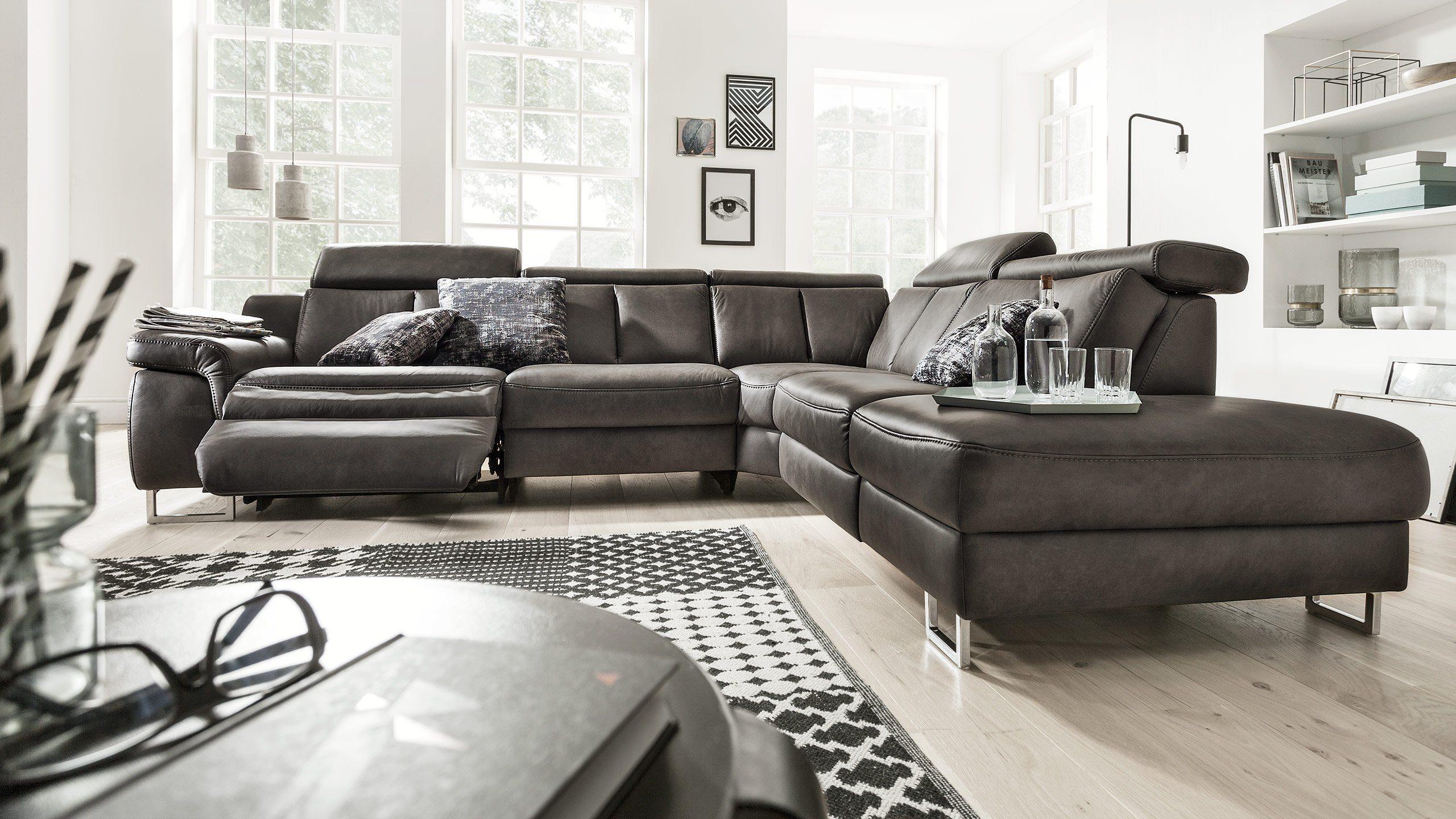 Ein Sofa Als Verwandlungskunstler Interliving
