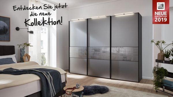 Interliving Kleiderschrank Serie 1204