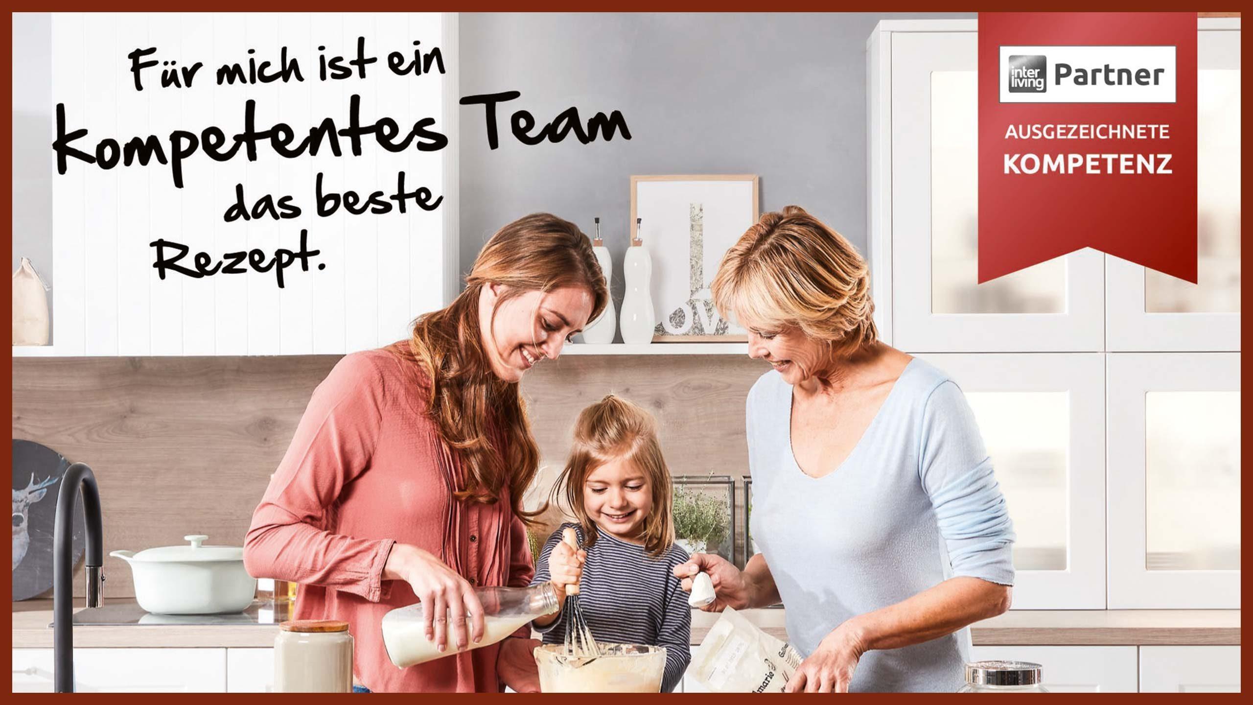 Interliving Partner: Die Experten für die Küchenplanung