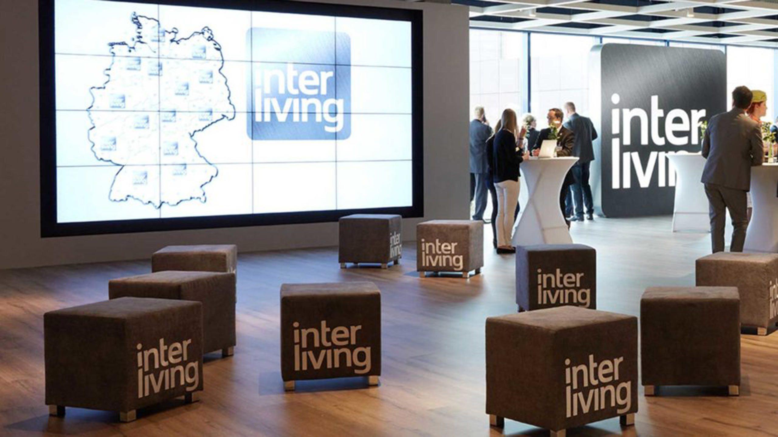 Interliving erobert den Möbelmarkt