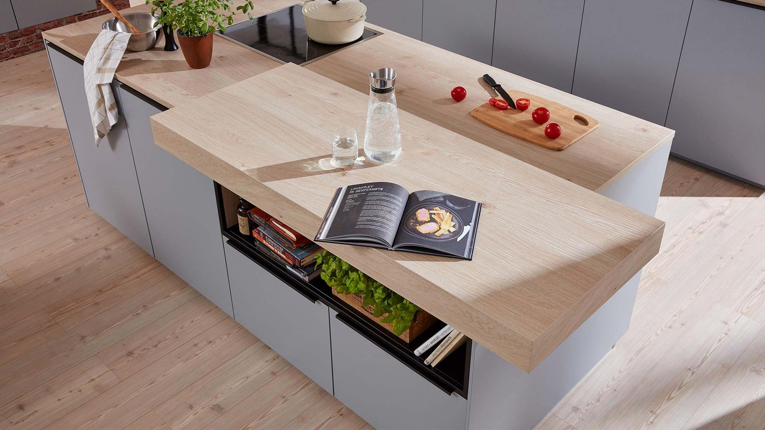 Interliving Küche Serie 3025 Arbeitsplatte richtig reinigen