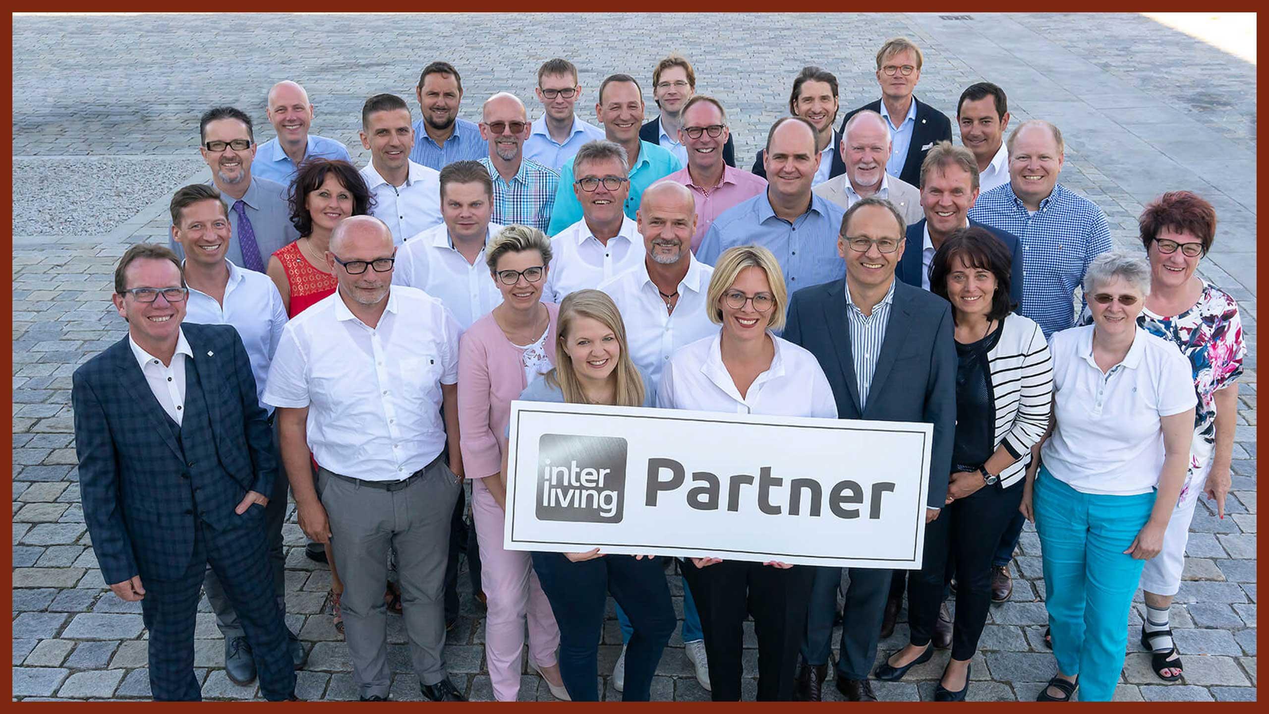Interliving Partner Gruppenfoto