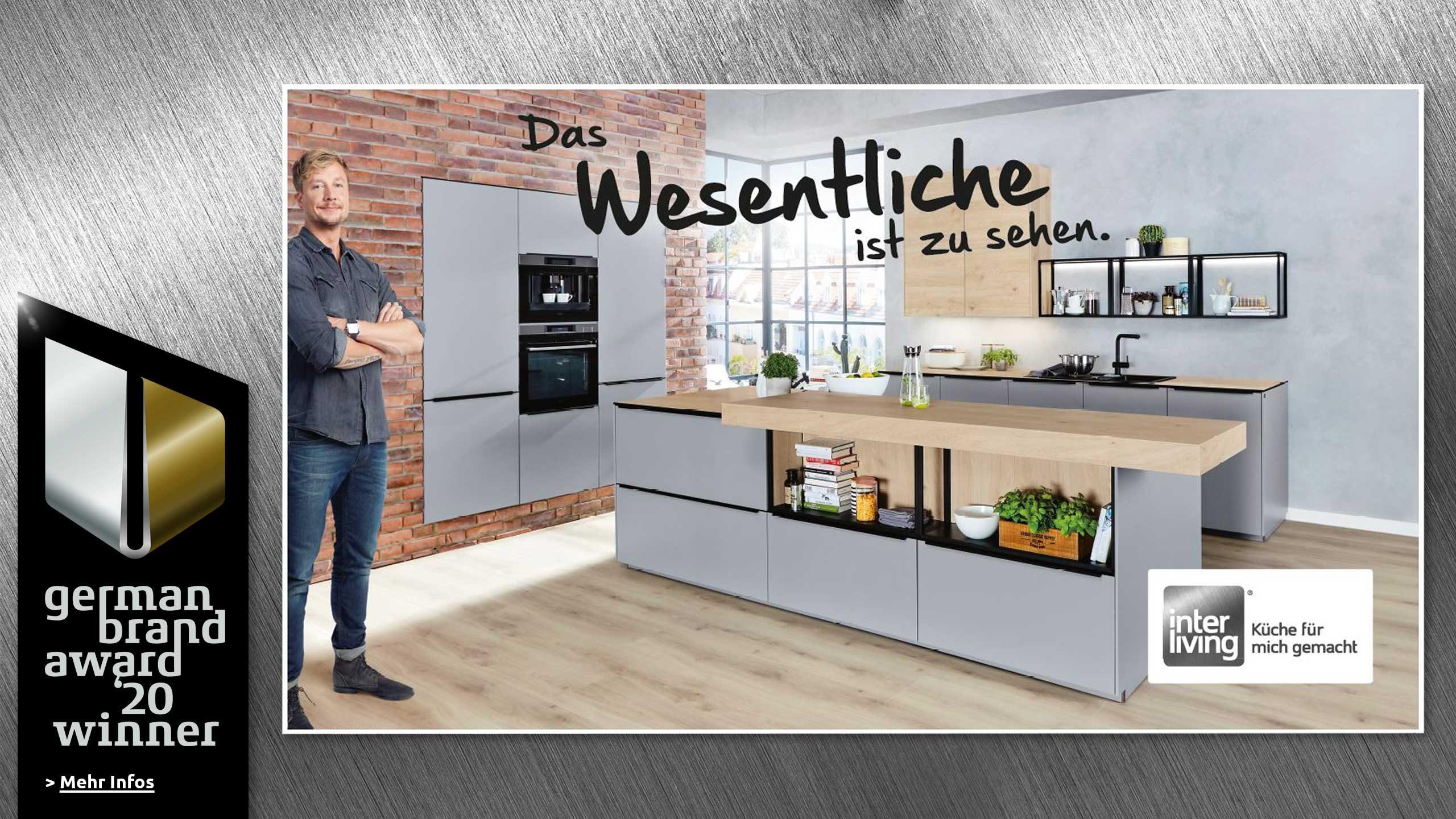 """Interliving Kampagne """"Das Wesentliche ist zu sehen"""" gewinnt German Brand Award 2020"""