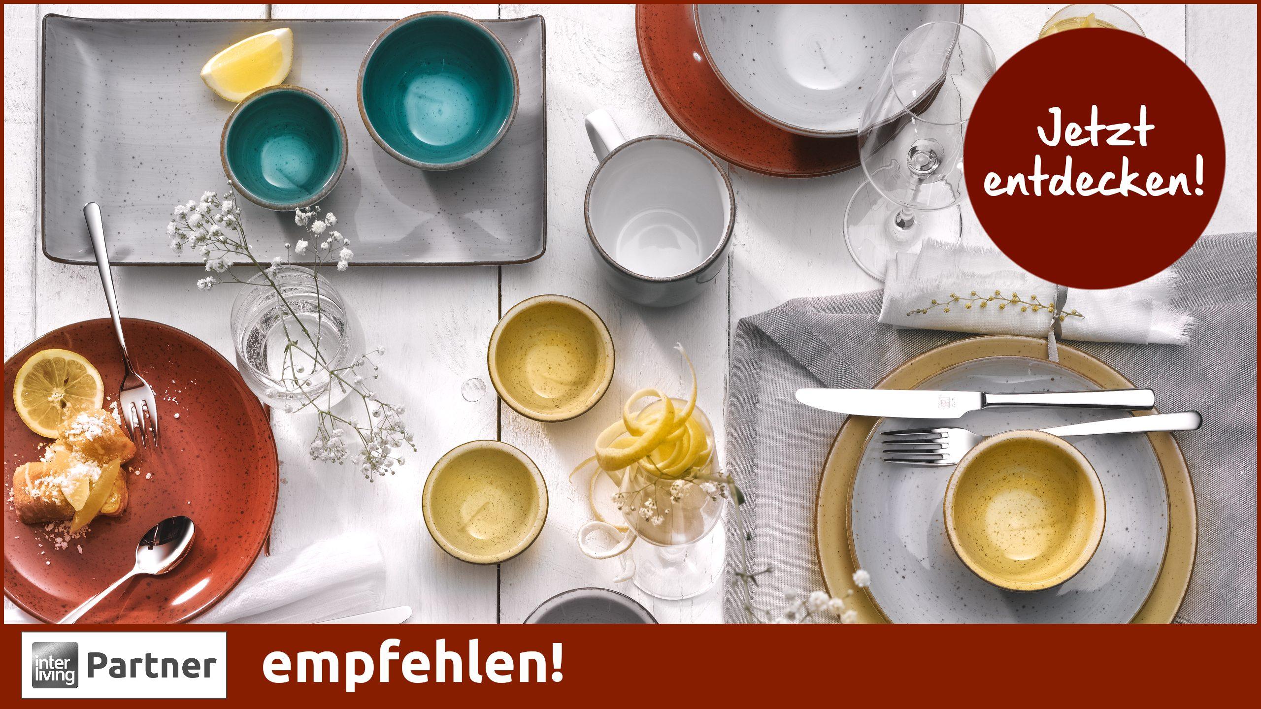 Es wird spicy! – Gewürzfarben für die perfekte Tischdeko