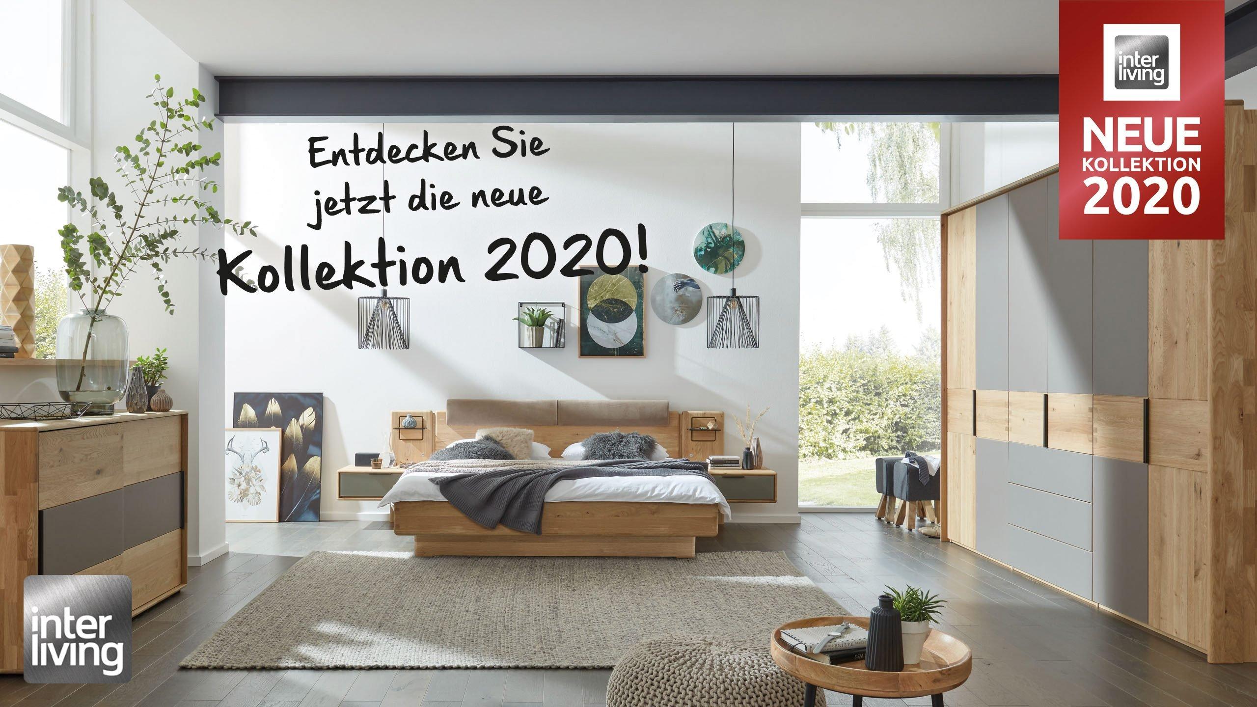 Neue Schlafzimmer von Interliving – die Kollektion 2020