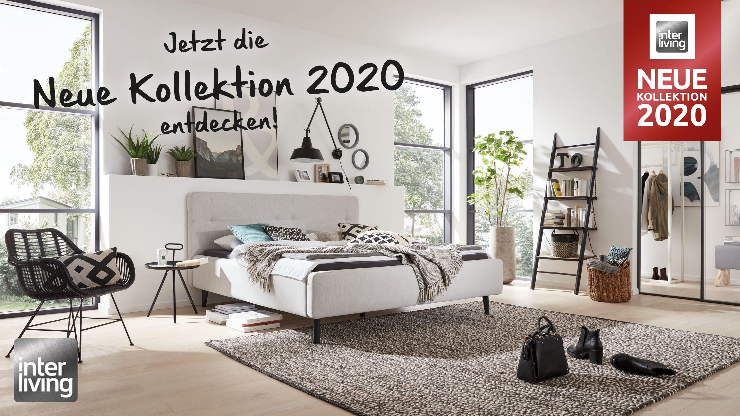 Neue Betten von Interliving – die Kollektion 2020