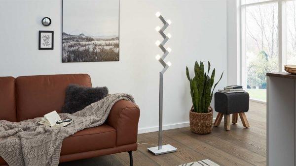 Interliving Leuchten Serie 9328 – Stehleuchte
