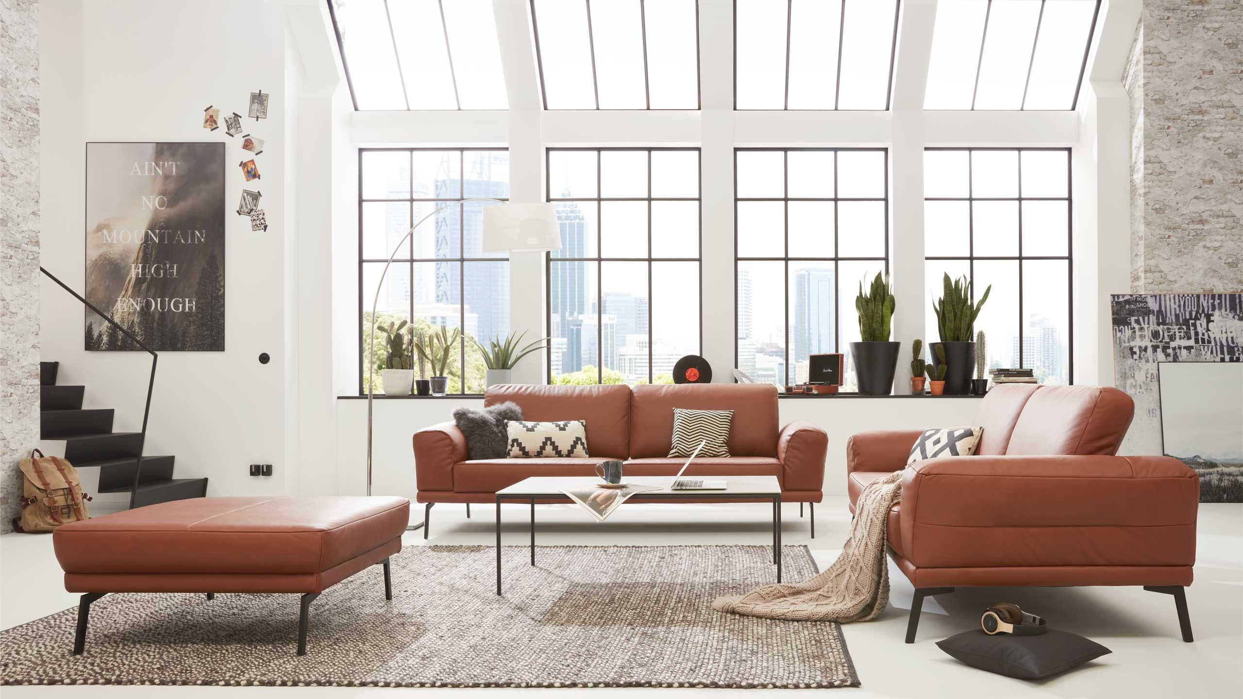 Samu Habers Sofa von Interliving