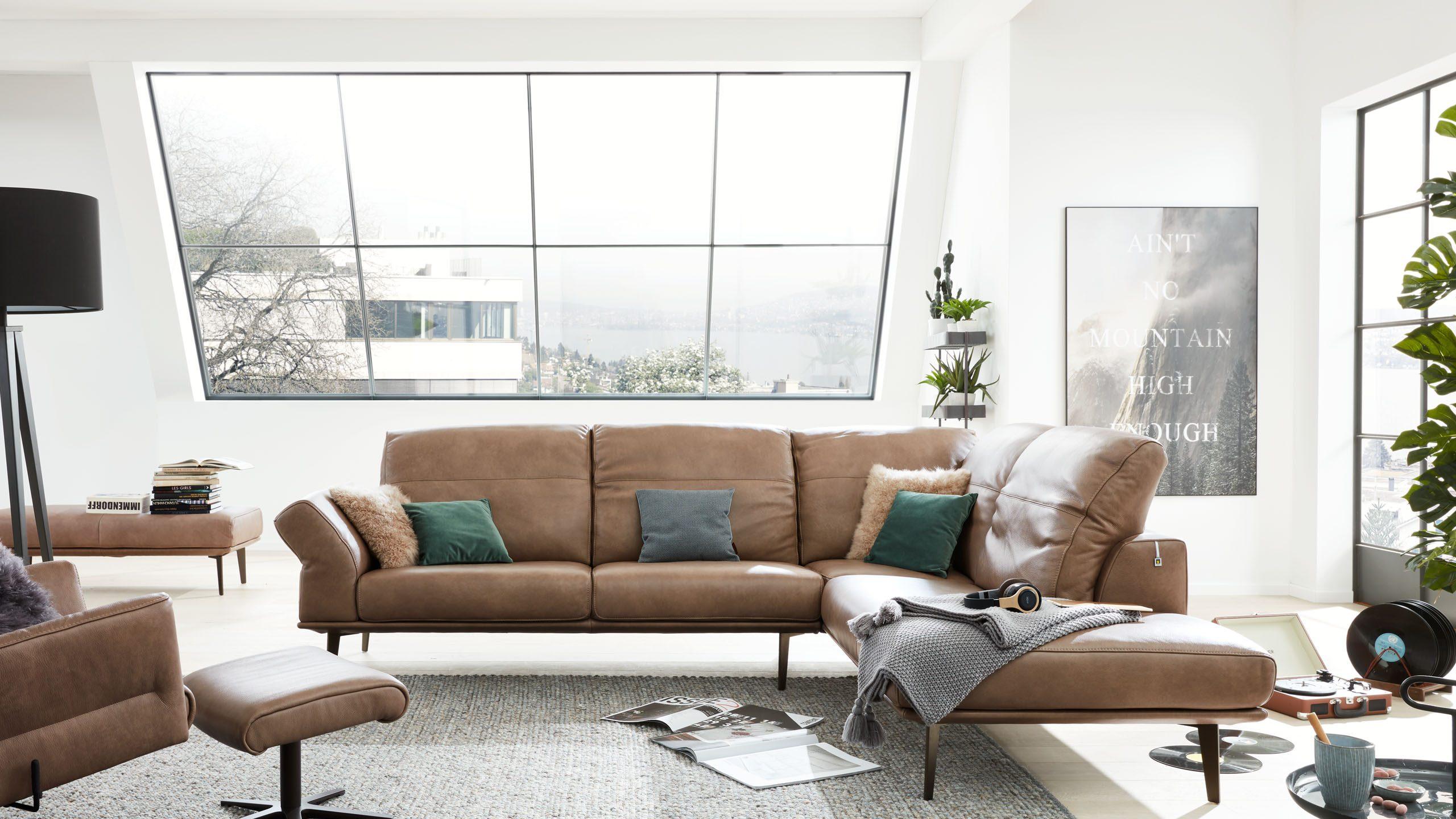 Interliving Sofa Serie 4003 - Ecksofa