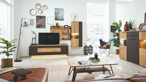 Interliving Wohnzimmer Serie 2009