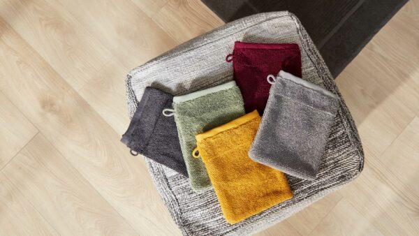 Interliving Handtuch Serie – Waschhandschuh 9108