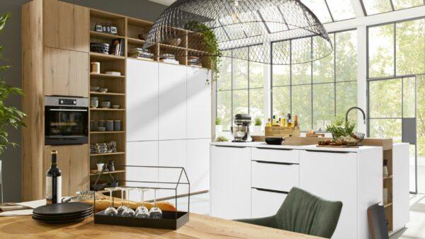 Interliving Küche Serie 3039