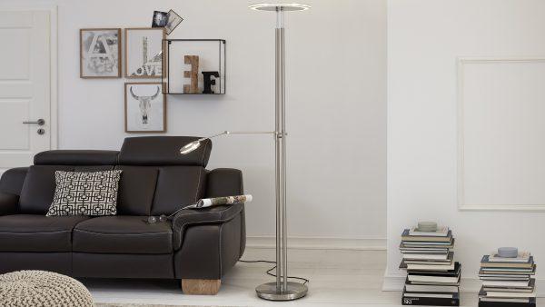 Interliving Leuchten Serie 9303 – Deckenfluter
