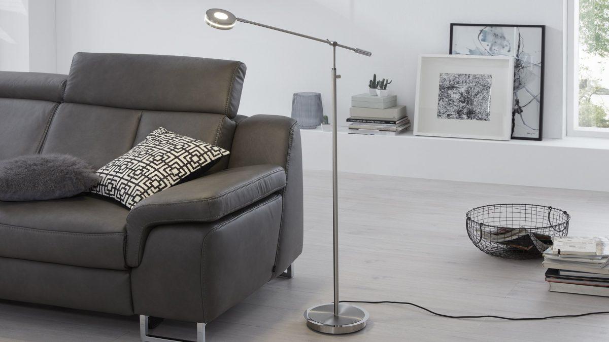 Interliving Leuchten Serie 9303 Leselampe Interliving