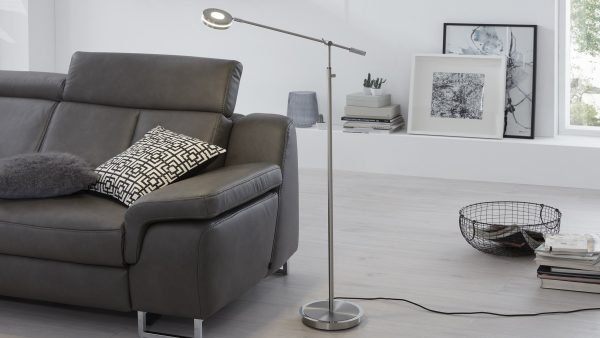 Interliving Leuchten Serie 9303 – Leselampe