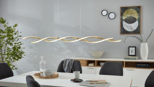 Interliving Leuchten Serie 9309 – Pendelleuchte