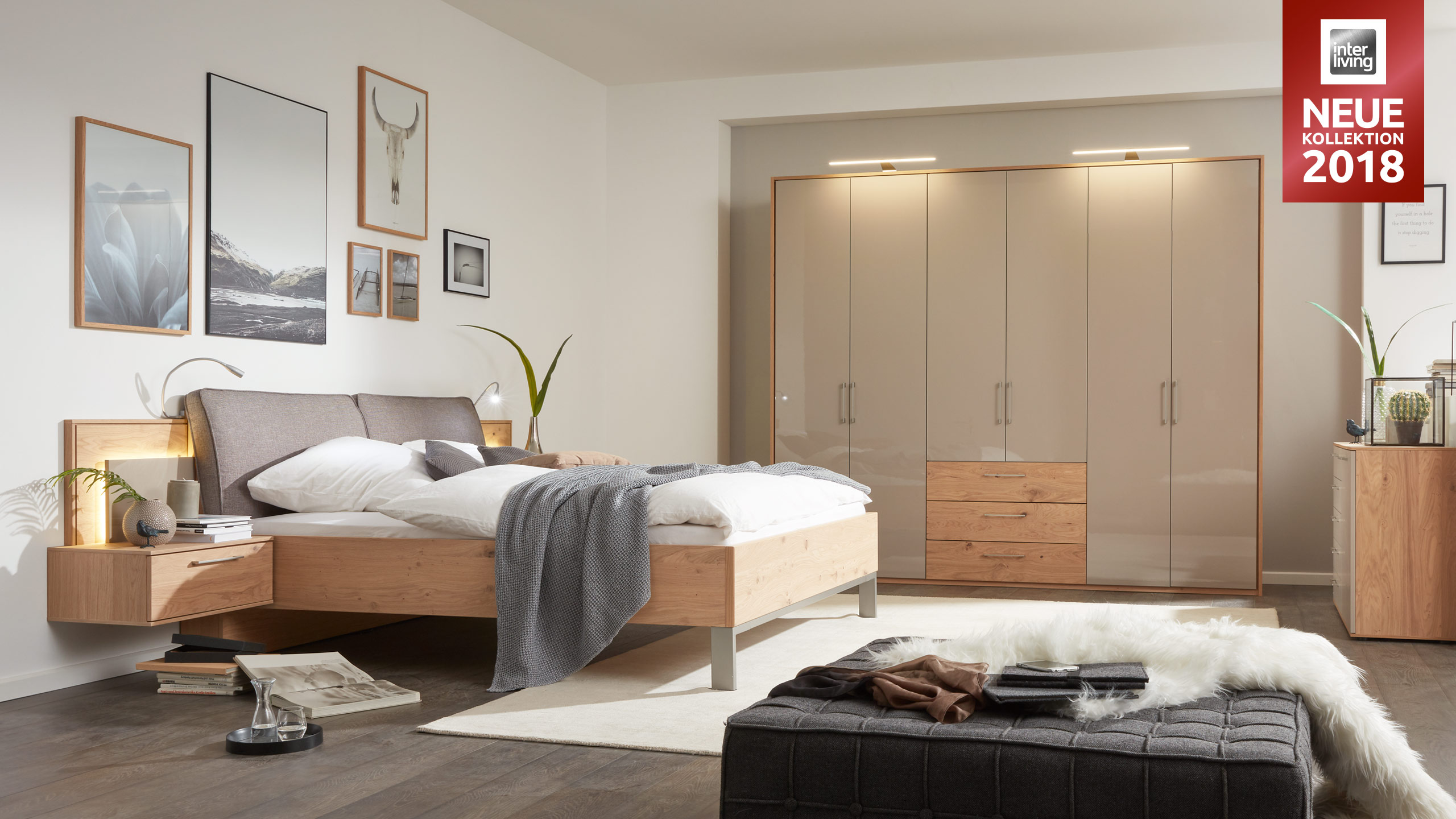 Interliving Schlafzimmer Serie 1008 - Interliving