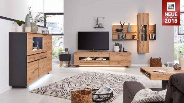 Interliving Wohnzimmer Serie 2103