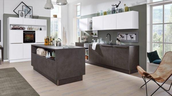 Interliving Küche Serie 3011