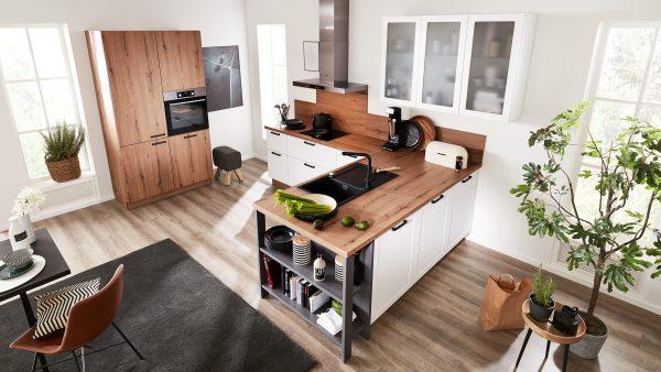 Interliving Küche Serie 3029