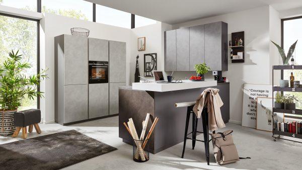 Interliving Küche Serie 3033